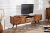 TV-Board Mystic Living 140cm Sheesham/ 39744