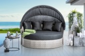 Sonneninsel Playa Living natur anthrazit/ 39063