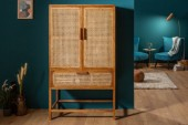 Highboard Bamboo Lounge 140cm Mango/ 39821