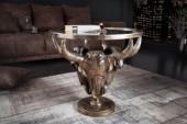 Couchtisch Matador 56cm bronze/ 39881