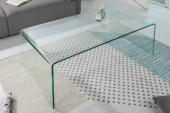 Couchtisch Fantome 110cm Glas/ 22874