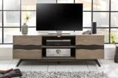 TV Lowboard Genesis Grey 160cm Akazie/ 39792