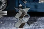 Beistelltisch Diamond 41cm Glas/ 38996