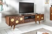 TV Board Mystic Living 140cm Akazie/ 39949