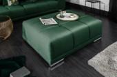 Hocker Elegancia 110cm smaragdgrün Samt/ 40158