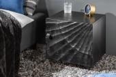 Nachttisch Scorpion 50cm schwarz Mango/ 40430
