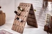 Flaschenregal Bodega 91cm natur/ 40417