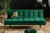 Schlafsofa Magnifique 184cm smaragdgrün/ 40029