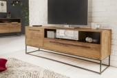TV Board Straight 165cm Akazie natur/ 40296