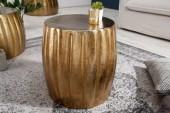 Beistelltisch Marrakesch 42cm Aluminium gold/ 40223