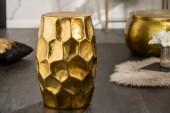 Beistelltisch Organic Orient 30cm Aluminium gold/ 40230