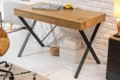 Schreibtisch Studio 110cm Eiche-Optik/ 40624