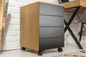 Rollcontainer Studio Eiche-Optik/40626