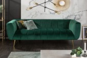 Sofa Noblesse 225cm smaragdgrün/ 40404