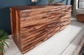 Sideboard Relief 160cm Sheesham/ 38410