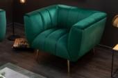 Sessel Noblesse smaragdgrün/ 40478