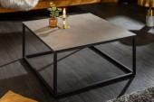 Couchtisch Symbiose 75cm Beton-Optik Keramik/ 40671