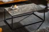 Couchtisch Symbiose 100cm Marmor-Optik Keramik/ 40672