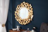 Spiegel Butterfly 78cm gold/ 40104