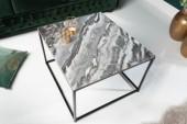 Couchtisch Elements 50cm Marmor grau/ 40113