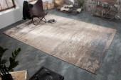 Teppich Modern Art 350x240cm grau beige/ 40522