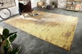 Teppich Modern Art 350x240 cm rostbraun/ 40521