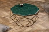 Couchtisch Diamond 70cm Marmor grün/ 40392