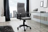 Bürostuhl Lazio High grau vintage/ 37076