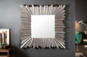 Wandspiegel Venice 95cm silber/ 40698