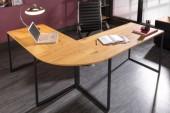 Eck-Schreibtisch Big Deal 180cm Eichenoptik/ 40869