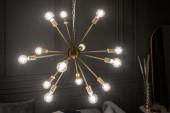 Hängeleuchte Sputnik 85cm gold/ 41108
