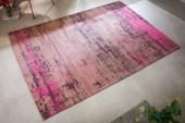 Teppich Modern Art 240x160cm beige pink/ 41262