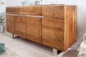Sideboard Mammut 170cm Akazie honey/ 36555