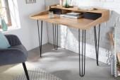 Schreibtisch Studio 110cm Eichen-Optik/ 40985
