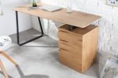 Schreibtisch Studio 160cm Eichen-Optik/ 40986
