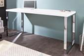 Schreibtisch White Desk weiss 160x60cm/ 21142